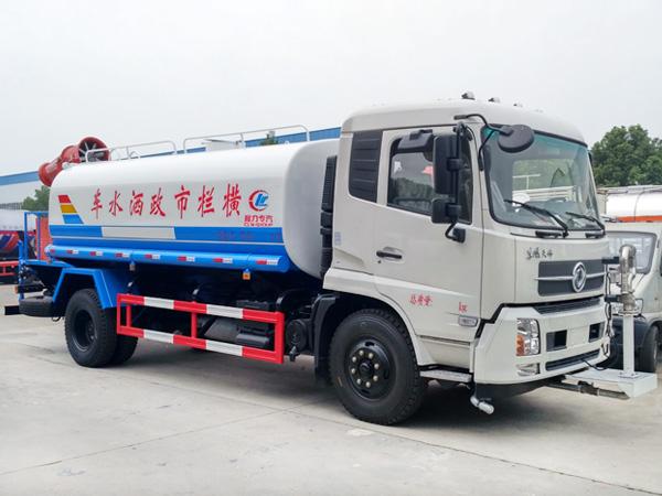 12方东风天锦雾炮车 30-34米工地抑尘车