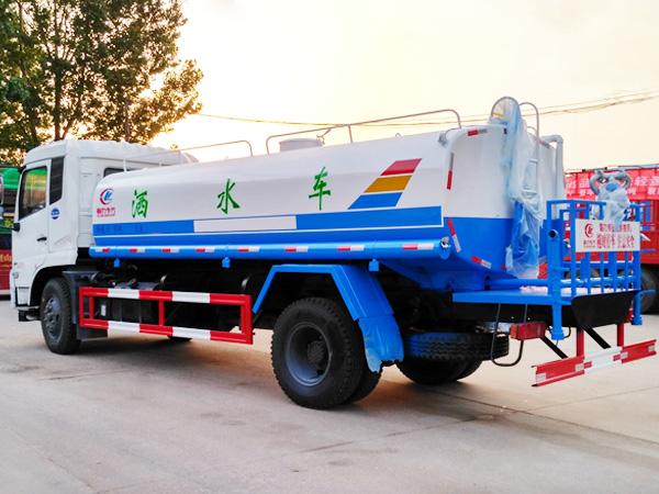 天锦12立方绿化喷洒车 多功能洒水车