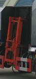 4方福田小卡挂桶垃圾车 自装卸式垃圾车