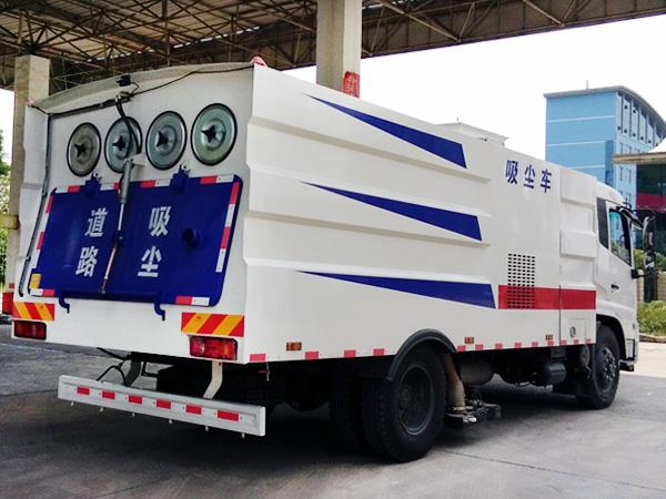 16吨吸尘车 天锦吸尘车 东风干式吸尘车