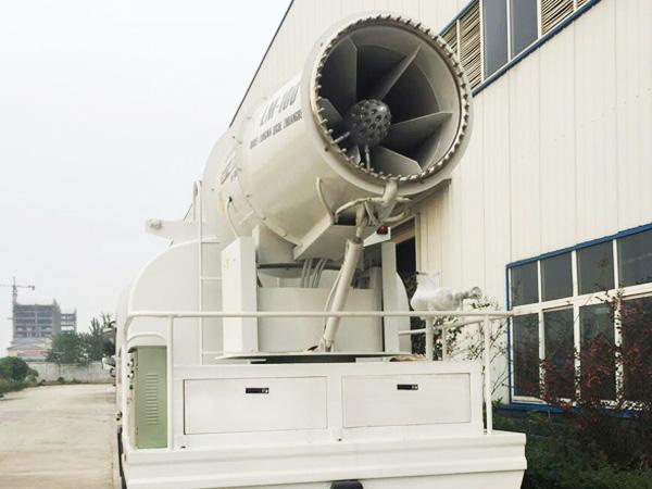 新款LM-100型 进口中央喷头喷雾炮 60-100米喷雾机