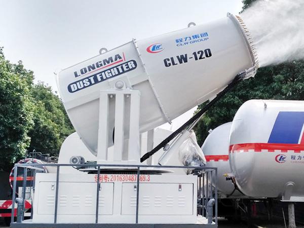 CLW-120型大型雾炮 100-120米喷雾机 远程喷雾炮