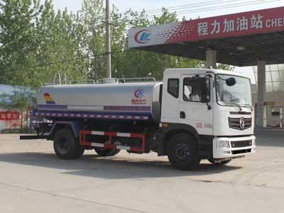 程力威牌CLW5164GPST5型绿化喷洒车